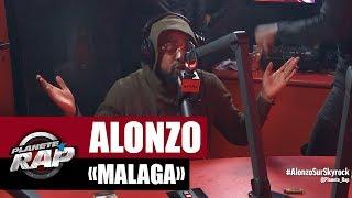 """Alonzo """"Malaga"""" #PlanèteRap"""