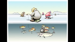 Зимняя каркасная палатка для рыбалки