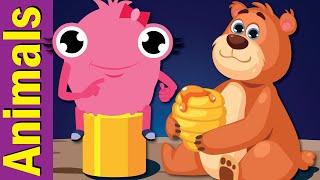 A to Z Animals Alphabet Chant | Animal Names for Kids | Fun Kids English