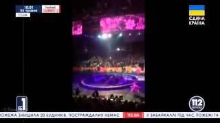 Ужасная трагедия! В цирке США после выполнения трюка пострадали более десяти человек