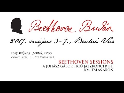 Beethoven Budán 2017 - Beethoven Sessions - video preview image