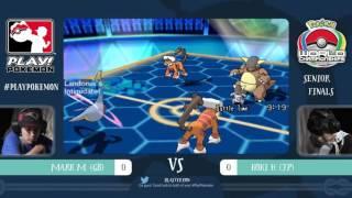 2015 Pokémon World Championships: VG Senior Finals