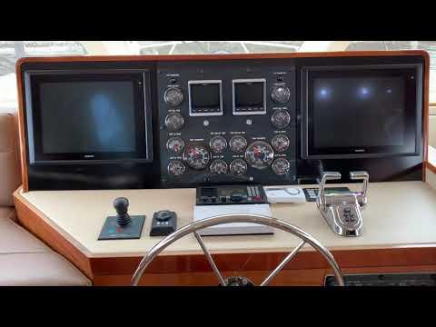Hatteras 64 Motor Yachtvideo