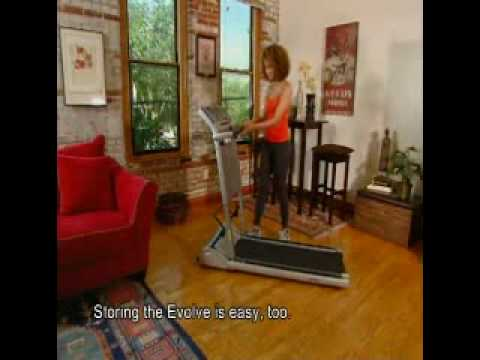 Horizon Fitness Evolve Treadmill