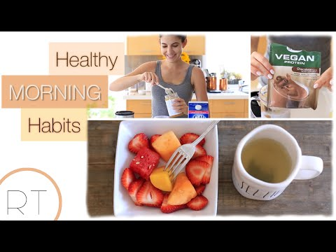 Video Healthy Morning Habits