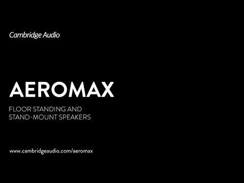 Акустическая система CAMBRIDGE AUDIO AEROMAX 2 White
