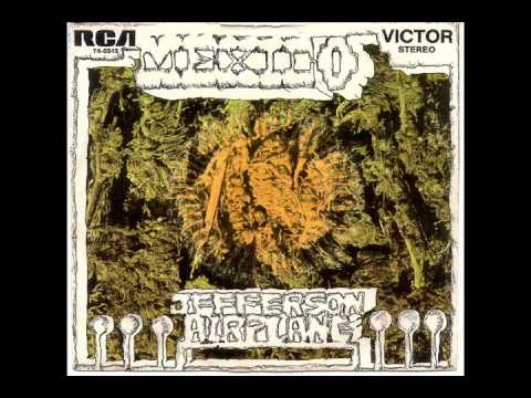 Jefferson Airplane - Mexico (single mix)