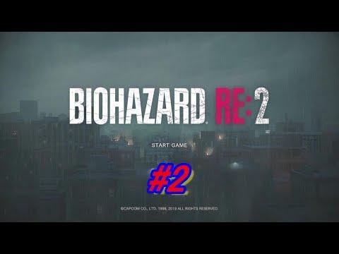 BIOHAZARD RE_2 Z Version #2