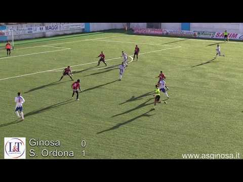 Preview video GINOSA-Sporting ORDONA 1-1 Gli highlights