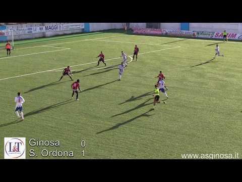 immagine di anteprima del video: GINOSA-Sporting ORDONA 1-1 Gli highlights