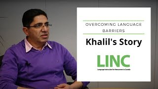 LINC Toronto - Overcoming Language Barriers with Khalil