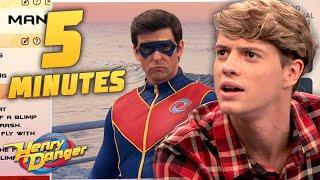 5 Minutes of Henry Danger's Final Season 👊 Ep. 3 | Henry Danger