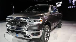 2019 Ram 1500 - 2018 Detroit Auto Show