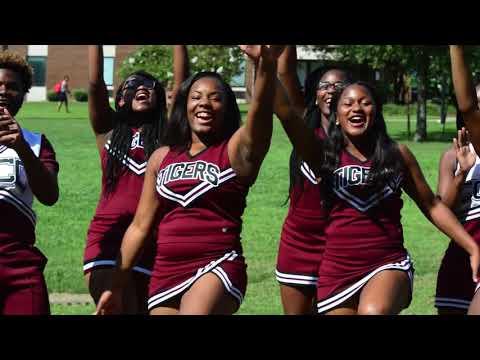 Coahoma Cheerleaders 2017-18