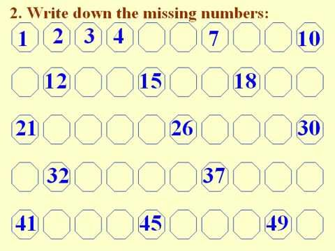 mp4 Exercises Numbers 1 50, download Exercises Numbers 1 50 video klip Exercises Numbers 1 50