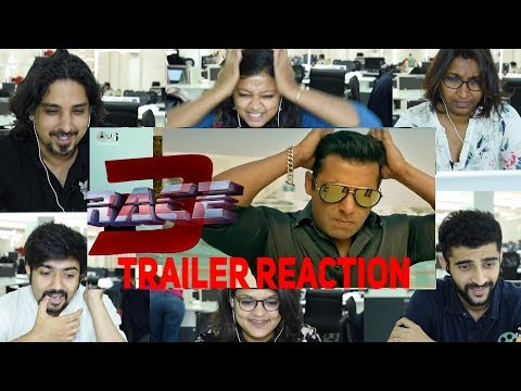 Race 3 | Trailer Reaction | Salman Khan | Remo Dsouza |