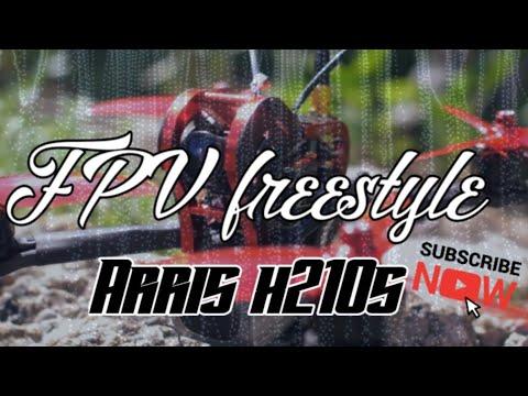 fpv-freestylearris-x210s-race-droneruncam3sfoxeer-arrow-micro