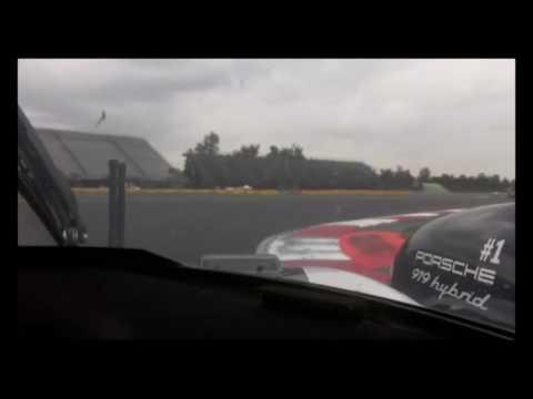 WEC 2016 Mexico - Porsche #1 Onboard 20:45-21:17