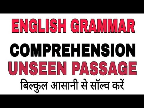 Download English comprehension|english grammar||english Mp4 HD Video and MP3