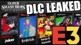 super smash bros ultimate dlc 2019 - TH-Clip