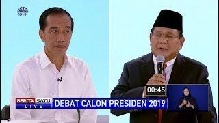 TaniHub in Presidential Debate (see minute 5:05)