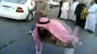 Sheikh booty dance
