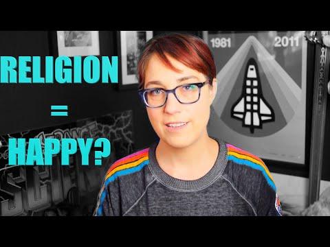 Are Poor People Happier in Religious Societies?