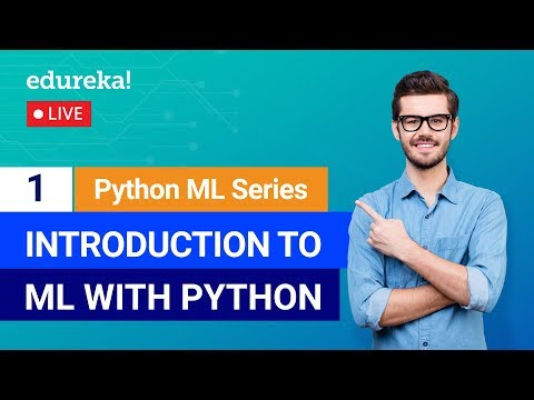 Python Machine Learning - Class 1 | Introduction To Machine ...
