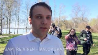 Sami Reivisen miljöökuvaustyöpaja