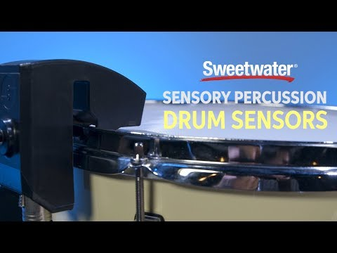 Sensory Percussion Drum Sensors Review