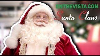 El hombre detrás de la Navidad: Una entrevista con Santa Claus
