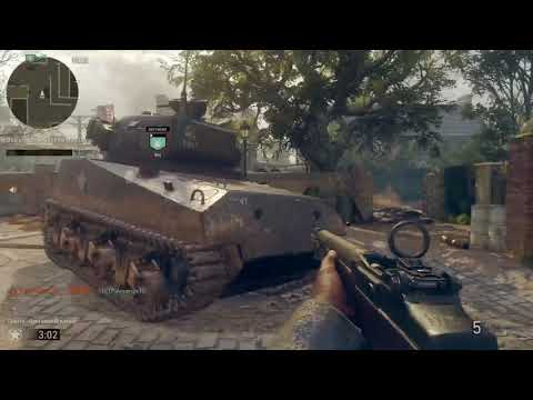 Call of Duty WW2: gameplay mode guerre