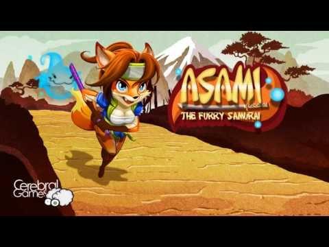 Video of Asami: The Furry Samurai