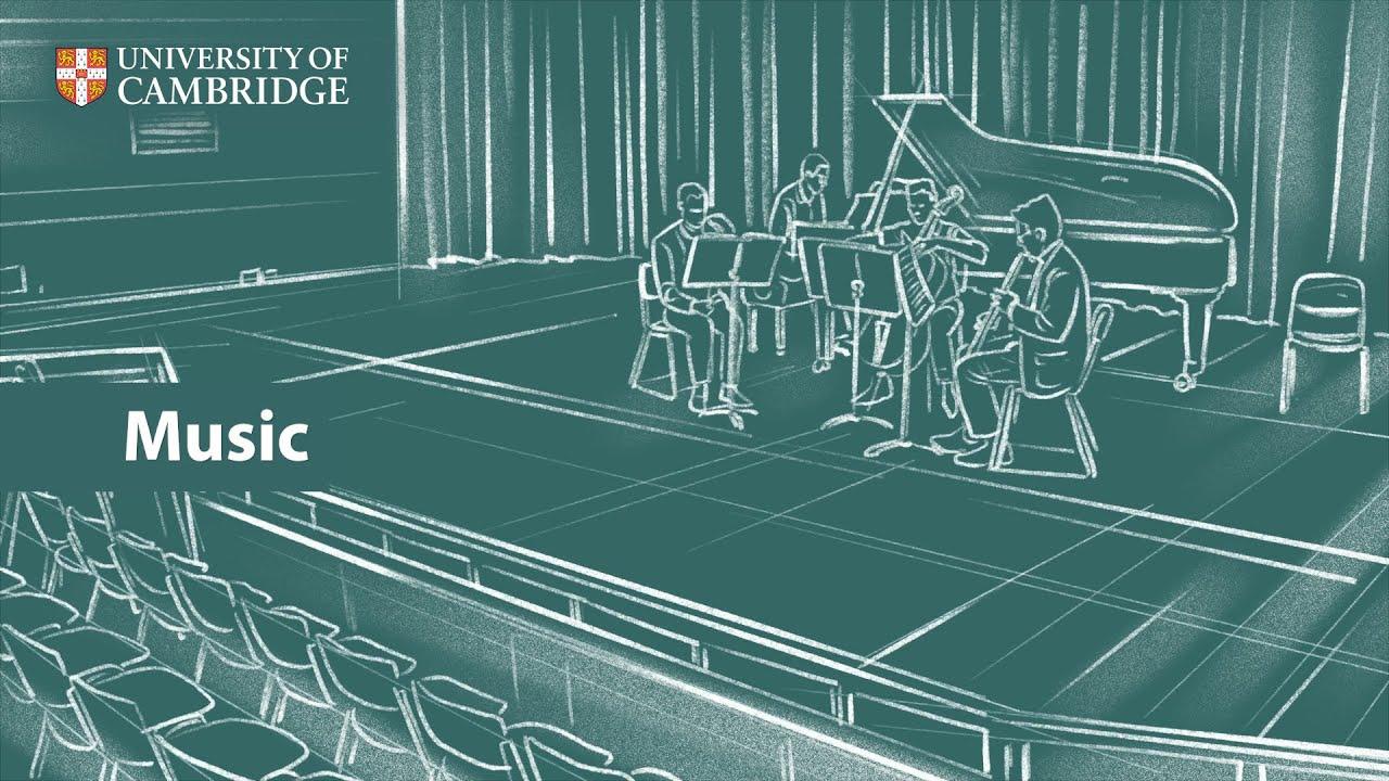 Music at Cambridge