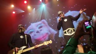"Super Rad / My Skateboard(2nd show)The Aquabats April 7th 2018 ""The Fury Of The Aquabats"""