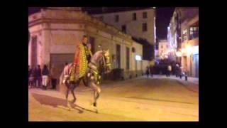 preview picture of video 'caballos semana santa lorca'