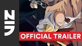 One-Punch Man Season 2 - Official Announcement