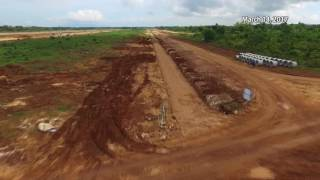 NEW AIRPORT PROJECT LATEST UPDATE AS OF MARCH 14, 2017