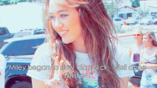 Don't Walk Away Episode Two (Death By Toothpick) ||Niley||