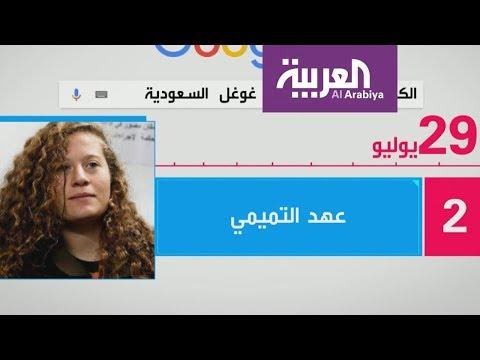 العرب اليوم - شاهد: اسم عهد التميمي في صدارة تريند