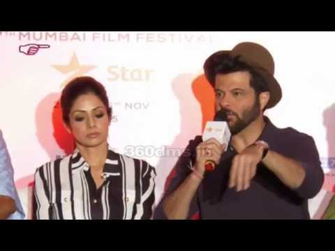 'Mr. India' Team Reunion At MAMI Film Festival 2015 - Anil Kapoor, Sridevi, Satish Kaushik & More