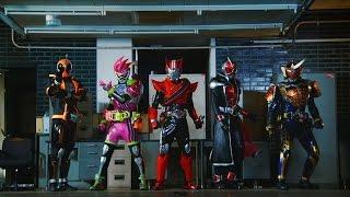 @TripleDaGOD Speaks On Kamen Rider Heisei Generations Dr. Pac-Man vs  EX-Aid & Ghost w/Legend Riders