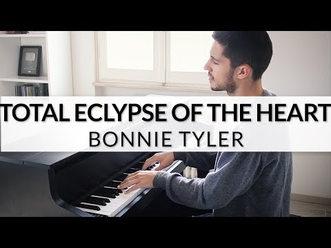 Bonnie Tyler - Total Eclipse Of The Heart | Piano Cover