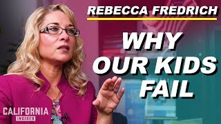 California Insider: Interview with Rebecca Friedrichs on Teachers Unions