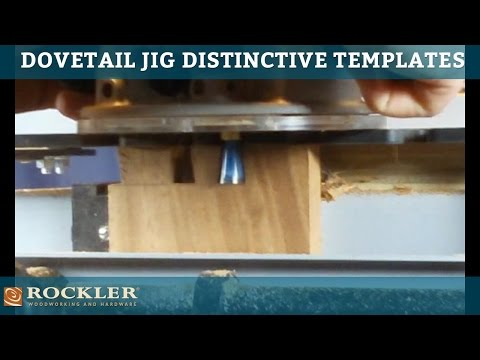 Dovetail Jig Templates