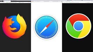 Firefox Quantum vs Safari vs Chrome - Ultimate macOS Browser Test!