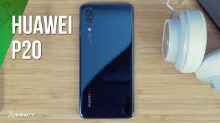 Huawei P20, review: NO DEBE PASAR DESAPERCIBIDO