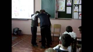 """Прощай начальная школа. Выпускной 4 """"Б"""" класс"""