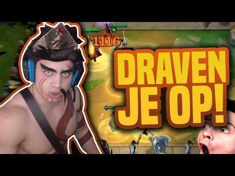 Draven je OP! - Teamfight Tactics I Herdyn