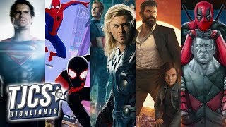The Top 10 Best Comic Book Movies Of The Decade